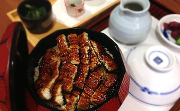 八十八 - 料理写真:ひつまぶし