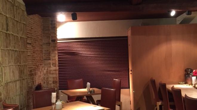 Cafe Restaurant Bの階段 - メイン写真: