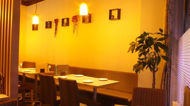 カフェ ド ラパン - メイン写真: