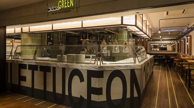 サラダレストラン Mr.&Mrs.GREEN - メイン写真: