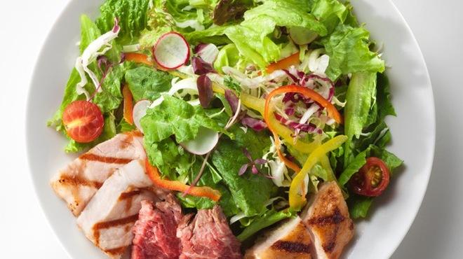 サラダレストラン Mr.&Mrs.GREEN - 料理写真:ごちそうサラダ