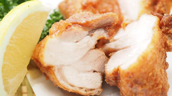 丸鶏素揚 ひなまる - メイン写真: