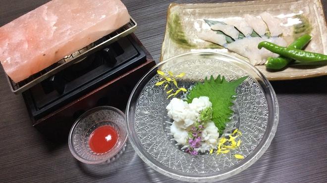 鍋と旬菜と京料理 花柳 - 料理写真: