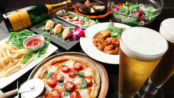 Eat&Bar SHARE+S2 - メイン写真: