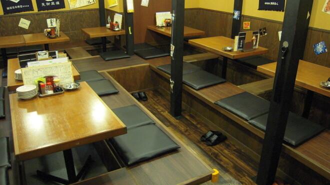 品濃酒場 - 内観写真:お座敷は全36席!宴会、ご家族連れは是非こちらで。