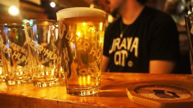 ビア ハンチング ウラワ - ドリンク写真:国産クラフトビール