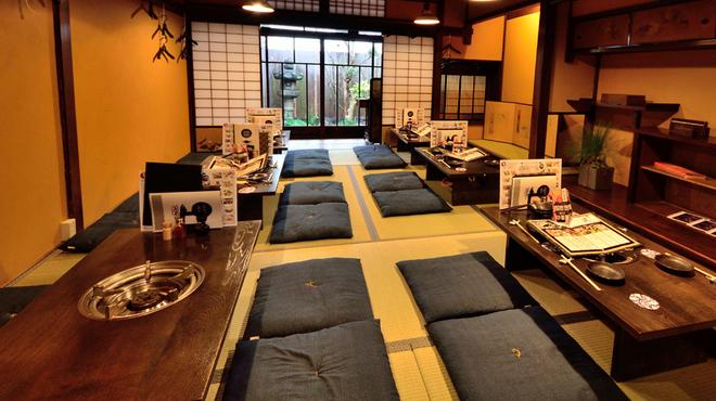 とろさば料理専門店 SABAR - 内観写真:38名様まで入れます♪一階お座敷