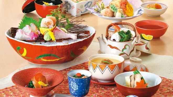 木曽路 - 料理写真:松茸会席