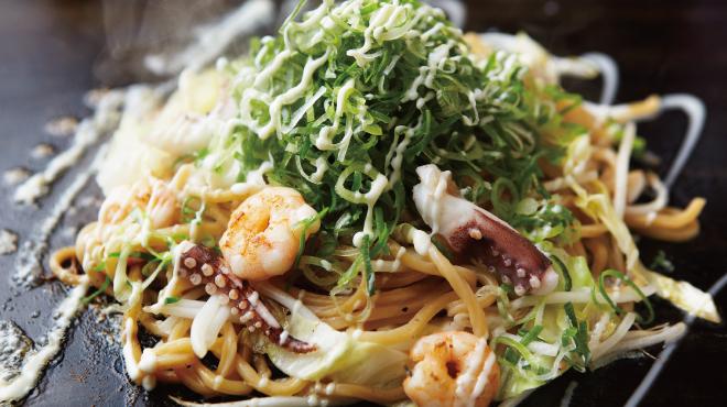 鶴橋風月 - 料理写真:「ねぎマヨ塩そば」