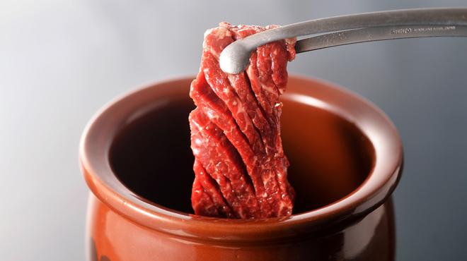 炭火焼肉一頭買い品質 森盛 - メイン写真: