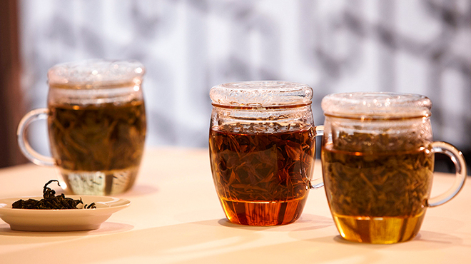 MASA'S KITCHEN - ドリンク写真:中国茶イメージ。プレゼント用に販売もしています。