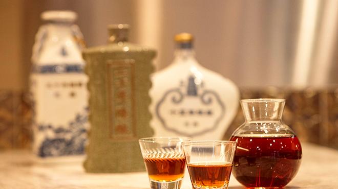 MASA'S KITCHEN - ドリンク写真:紹興酒イメージ