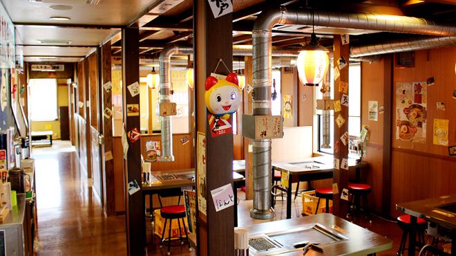 お好み焼肉 道とん堀 - メイン写真:
