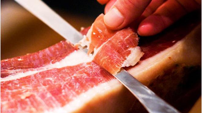 ソル セビージャ - 料理写真:やっぱりイベリコ豚の生ハム