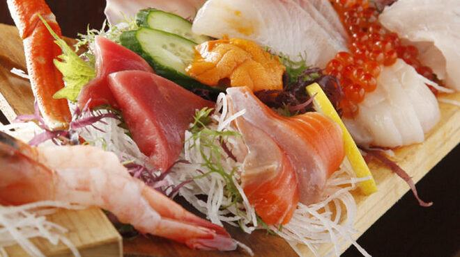 はなの舞 - 料理写真:● はなの舞・名物 ◆~漁師町の 【大漁盛り】~