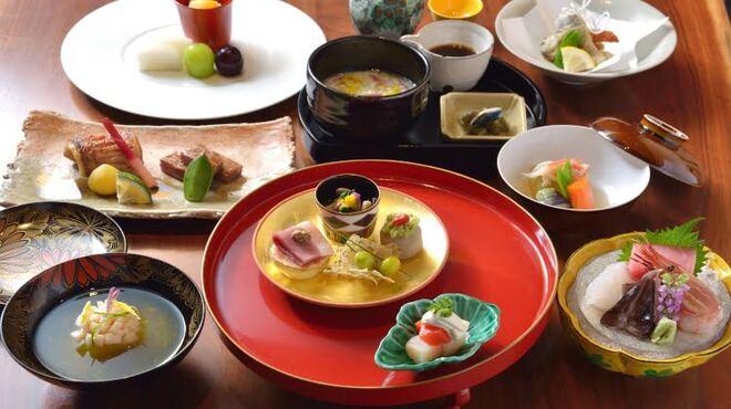 八彩懐石 長峰 - 料理写真:旬彩コース イメージ
