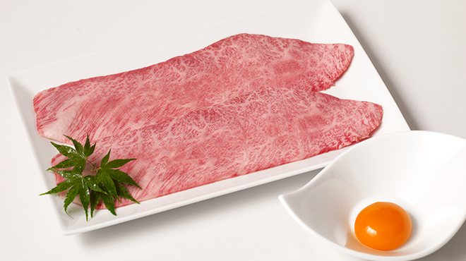 焼肉チャンピオン - 料理写真:焼肉チャンピオン名物の「ざぶすき」