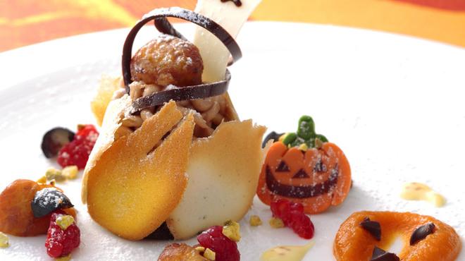 エスカーレ - 料理写真:ハロウィーン・デザート♪