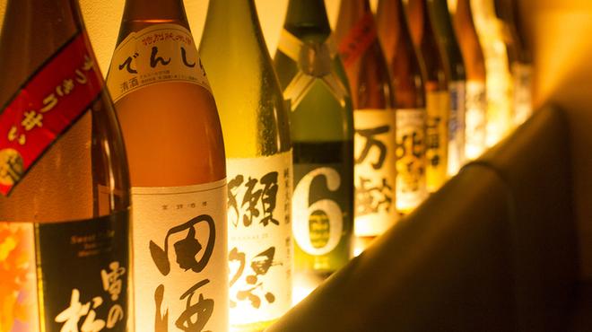 個室居酒屋 北海道漁港 なまら屋 - ドリンク写真: