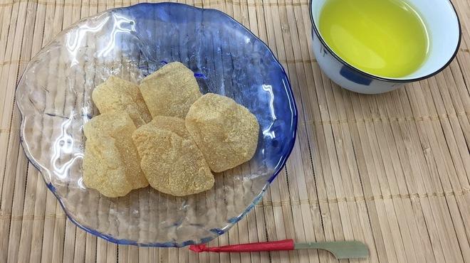 珠家の工房 - 料理写真:わらび餅