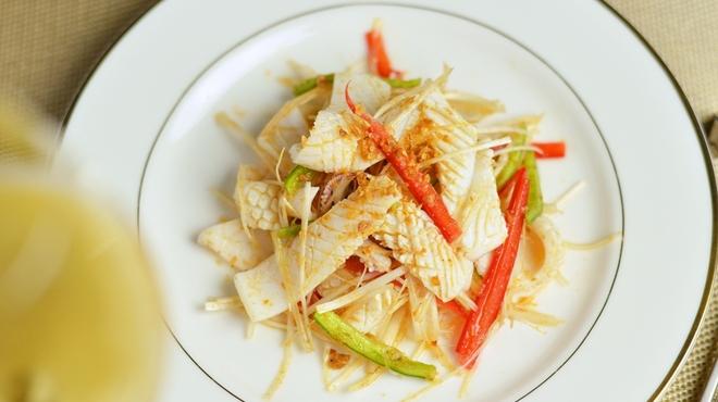 中国菜群青 - メイン写真: