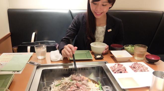 松尾ジンギスカン - メイン写真: