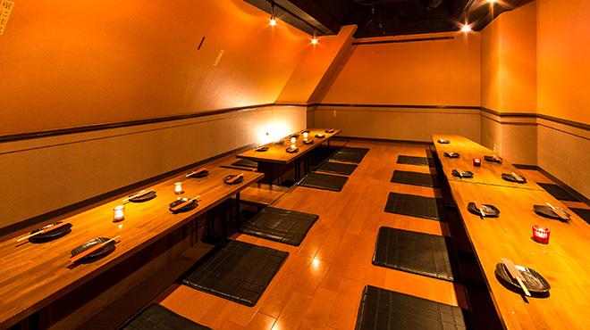 和食個室×しゃぶしゃぶ鍋 にっぽん市 - メイン写真: