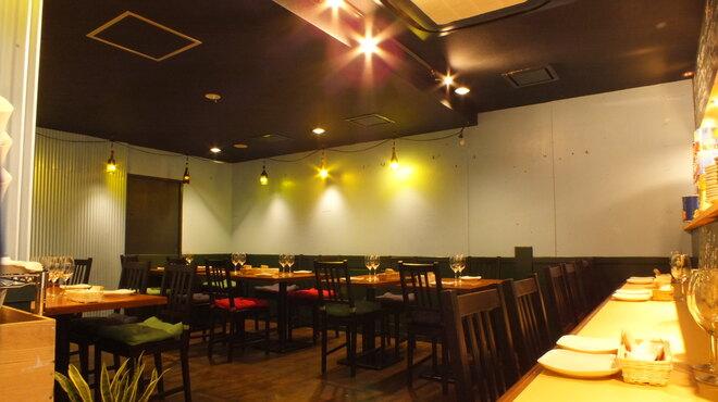 ワイン食堂 ホオバール - メイン写真: