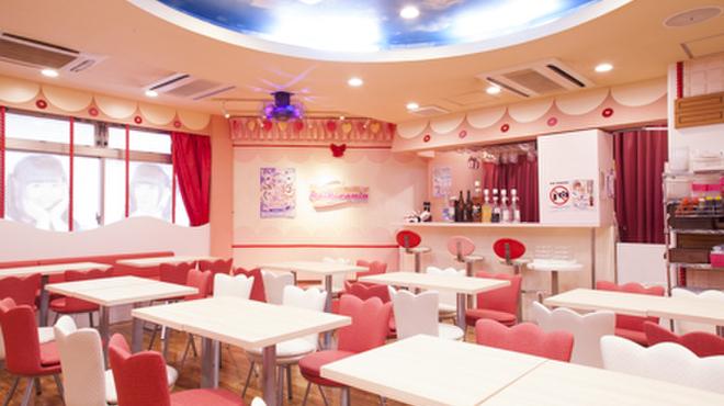 めいどりーみん - 内観写真:お菓子のお部屋をモチーフにしたとっても可愛い店内です!!