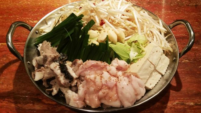 ちゃんこ屋 鈴木ちゃん - 料理写真:
