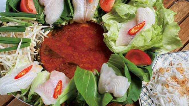 Nha Viet Nam - 料理写真: