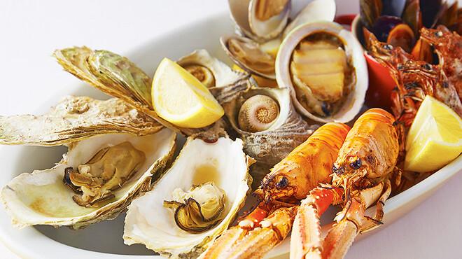 地中海料理 Antibes - メイン写真:
