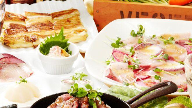 畑の厨 膳丸 - メイン写真: