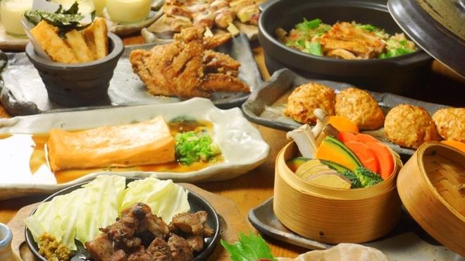 六角鶏 - 料理写真: