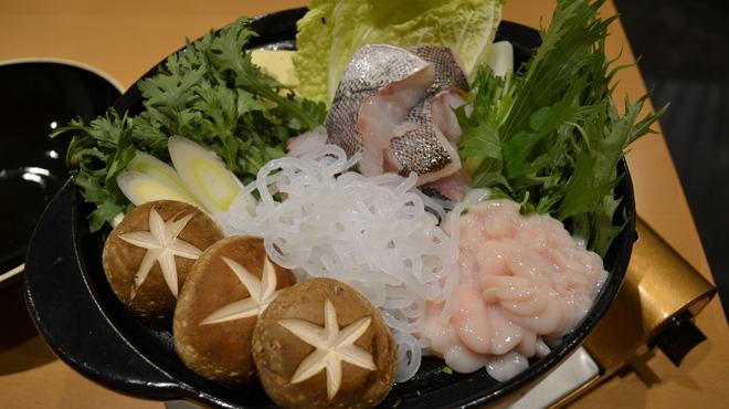 和饗 - 料理写真:タラチリ鍋コース