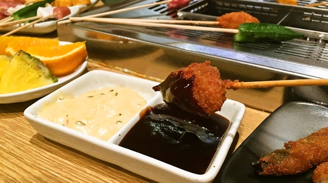 神楽食堂 串家物語 - メイン写真: