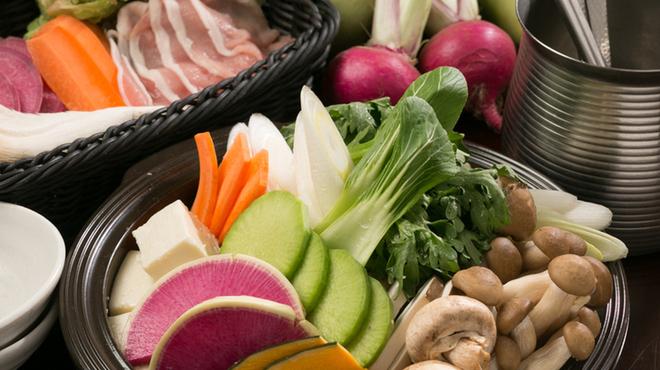 農家の台所 - 料理写真: