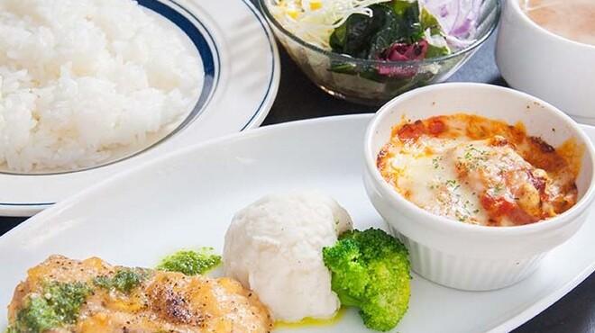 ミートギャング - 料理写真:■日替わり定食