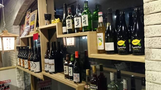 鉄板酒場 酔っ手羽 - 内観写真: