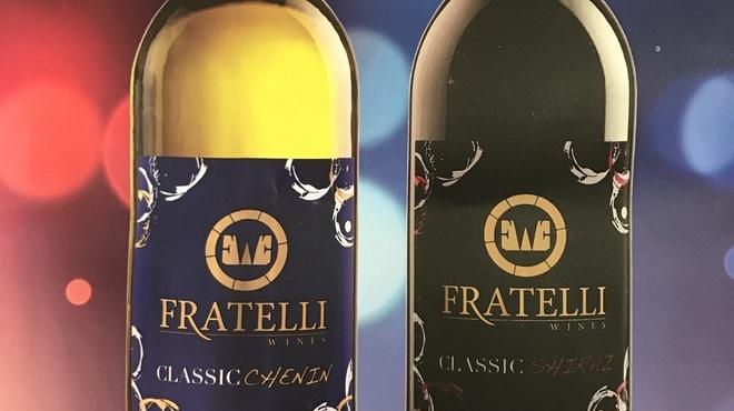ロイヤルパラソル - ドリンク写真:インドワイン