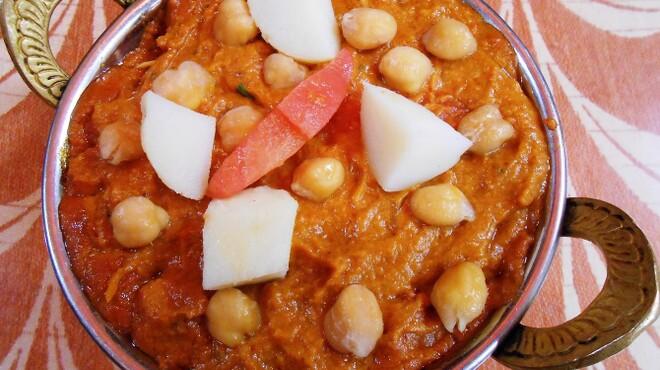 JAGA - 料理写真:<12月のおすすめ>ベジ チョレ アルーマサラ