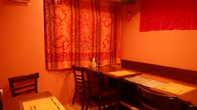 ガルーダ - 内観写真:こちらの部屋は12名様までご利用出来ます