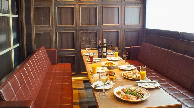 Trattoria&Pizzeria LOGIC 池袋 - メイン写真: