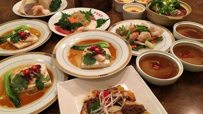 廣東飯店 - 料理写真: