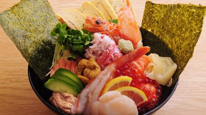 ときすし - 料理写真:OPR(大阪パワーライス)1500円
