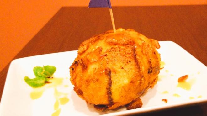 ガルーダ - 料理写真:名物! アイスパコウダ