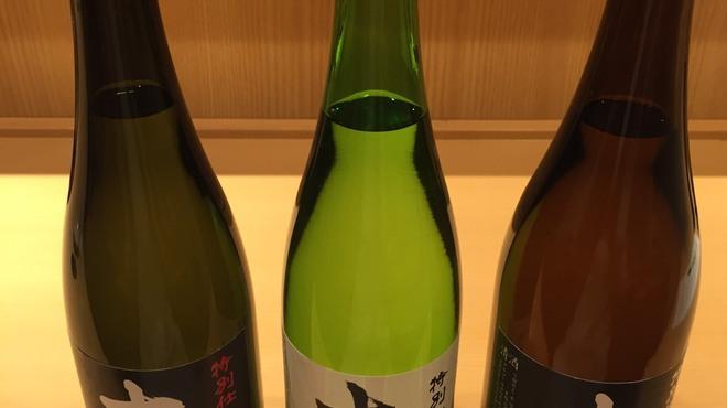 和饗 - ドリンク写真:日本酒「吉村」