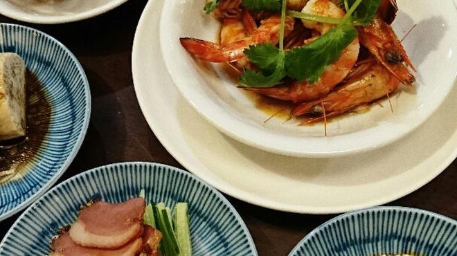 銀座小はれ日より - 料理写真:多彩に楽しめる前菜料理