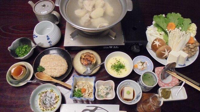 博多水たき元祖 水月 - 料理写真:水たきAコース