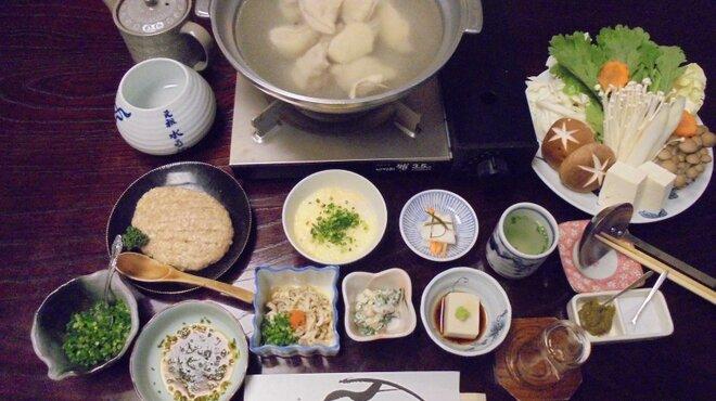 博多水たき元祖 水月 - 料理写真:水たきBコース